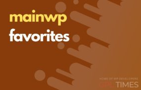 mainwp favorites