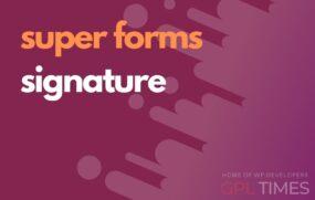 sforms signature