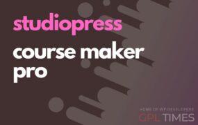 studiopress course maker pro