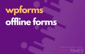wp forms offline forms