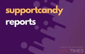 support candy reports