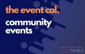 the event cal community events