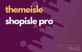 theme isle shopisle pro