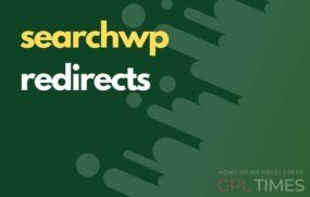 search wp redirects