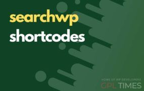 search wp shortcodes