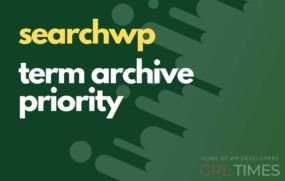 search wp term archive priority