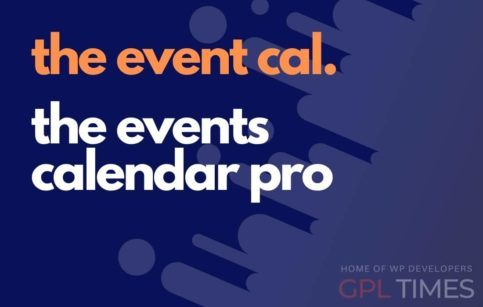 the event cal pro