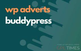 wp adverts buddypress