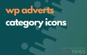 wp adverts category icons