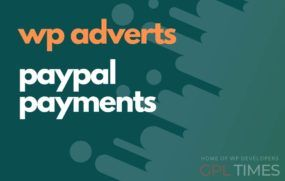 wp adverts paypal payments