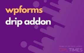 wp forms drip addon