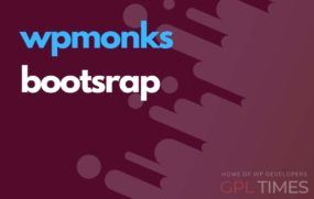 wp monks bootstrap