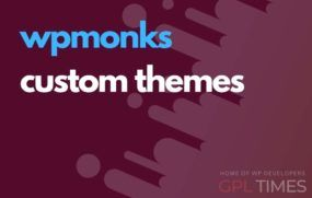 wp monks custom themes