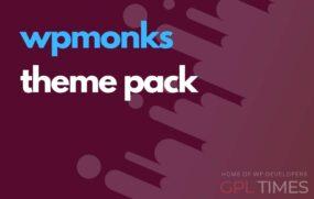 wp monks theme pack