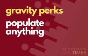 g perks populate anything