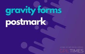 gforms postmark