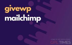 give wp mailchimp