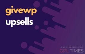 give wp upsells