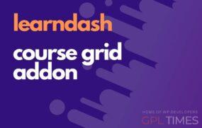 ldash course grid addon