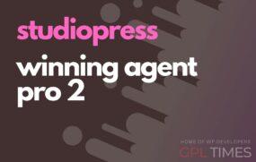 studiopress winning agent pro 2