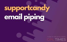 support candy email piping
