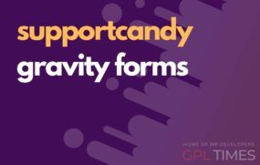 support candy gravity forms