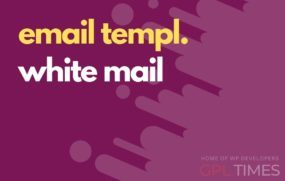 email temp white mail