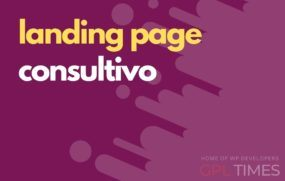 landing page temp consultivo