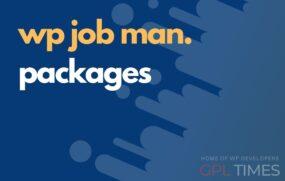 wpjob manager packages