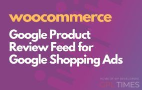 Google Product Review Feed for Google Shopping Ads