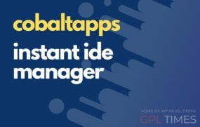 instant ide manager