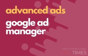 advanced google ad manager