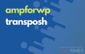 ampwp transposh