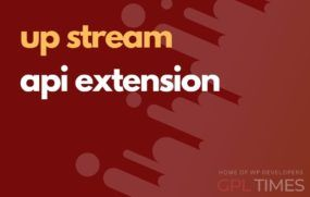 up stream api extension