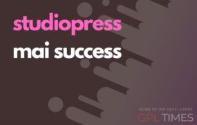 studio press mai success