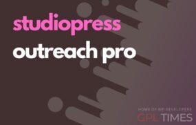 studio press outreach pro