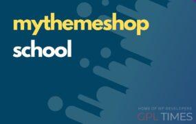 my themeshop school