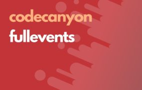codecanyons fullevents