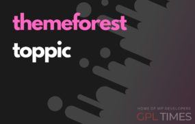 themeforest toppic
