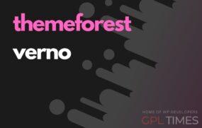 themeforest verno
