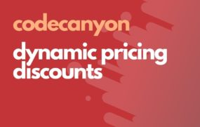 codecanyon dynamic pricing discounts