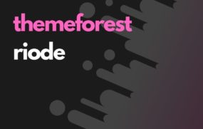themeforests riode