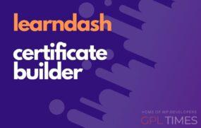 ldash certificate builder