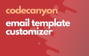 email template customizer