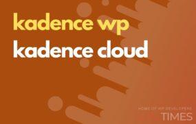 kadence cloud