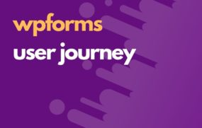 wp forms user journey